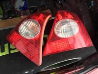 Renault Clio Rear lights (Need gone asap)
