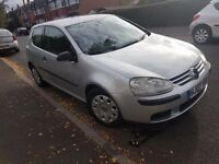 Volkswagen GOLF 2007 !! DIESEL !! MOT 28/03/17 !! £1849 !!