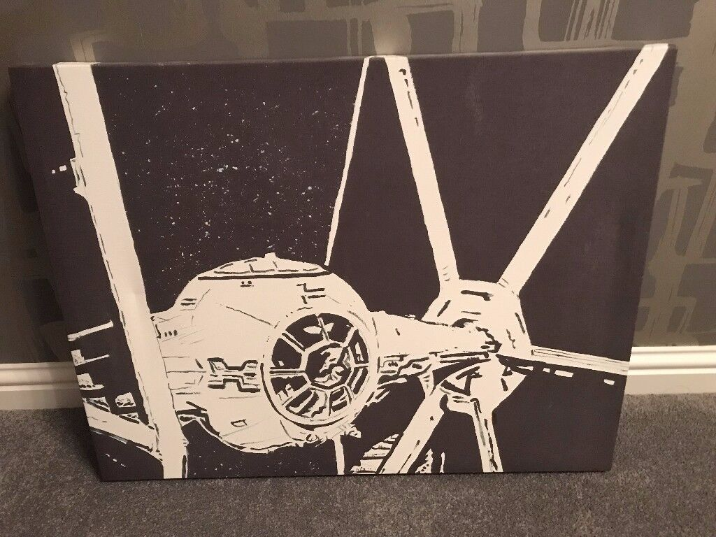 Star Wars Canvas' - 2 available