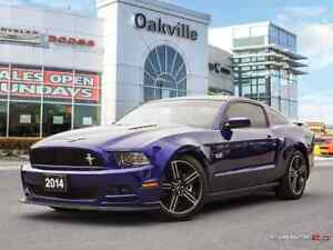 2014 Ford Mustang GT | 6 SPEED | CALIFORNIA EDITION | LEATHER |
