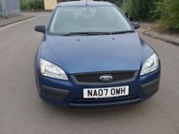 2007 Ford Focus Petrol 1.6 FULL YEAR MOT Excellent Condition Throughout Well Maintained Great Runner