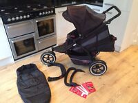 Phil and Teds Explorer buggy
