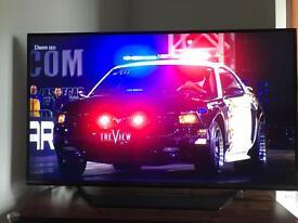 """LG UF770V smart,wi-fi,UHD 55 """" TV"""