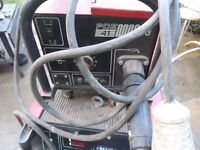 Lincoln Electric Bester Magster 401 MIG Welding Package