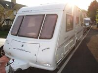 Compass omega 5 berth 2004 model with awning and everything you need to start touring