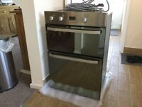 Integrated Double Electric Oven