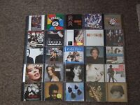 75 CDs from 1990's & 2000's. Mixed Titles - See Description & Images. Now reduced to £40.
