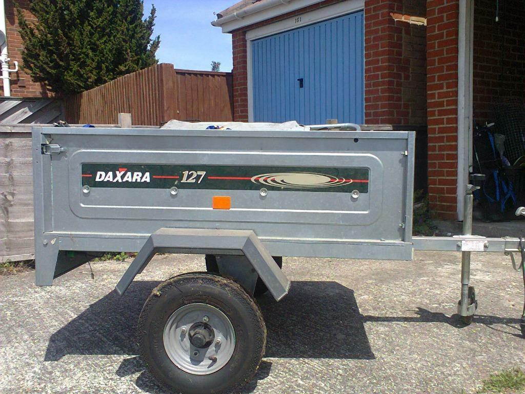 Daxara 127 Trailer In Poole Dorset Gumtree