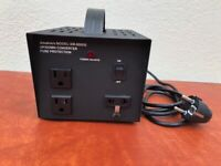 800W Step Up/Down TRANSFORMER Power Convertor UK to US