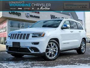 2016 Jeep Grand Cherokee Summit/Executive Driven