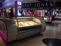 Customer Sales Person for Bennetts Ice Cream Kiosk