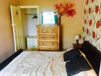 Newly decorated double room in shared house