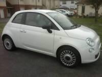 2010 Fiat 500 pop