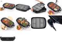 Salter Multi portion grill