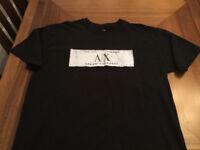 Genuine Armani Exchange Mens Tshirt