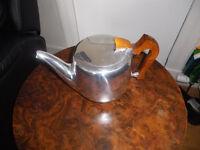 """""""Picquot Ware """" tea pot"""
