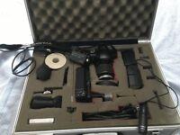 Canon EOS 300D Camera Kit
