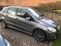 Mercedes B Class B180 automatic petrol sports edition pristine condition 25k miles only
