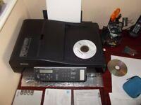 Epson BX300F Printer, Scanner,Photocopier and Fax machine
