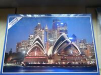 1000 Piece SYDNEY OPERA HOUSE LIGHT-UP JIGSAW