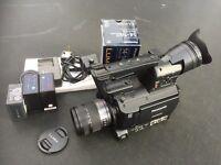 Panasonic AG-AF101e Camcorder.