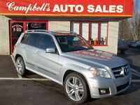 2011 Mercedes-Benz GLK-Class PANORAMIC SUNROOF!! HEATED LEATHER!