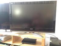 Toshiba Regza 37 Inch Full HD 1080p Build It Freeview TV