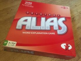 Alias - Word Explanation Game