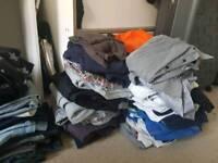Men's xl xxl clothes 78 items for £50