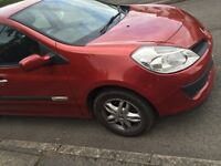 Red Renault Clio Ripcurl FOR SALE