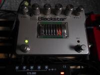 Blackstar HT Dual Valve Distortion Pedal