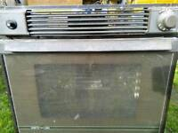 Vanette gas oven