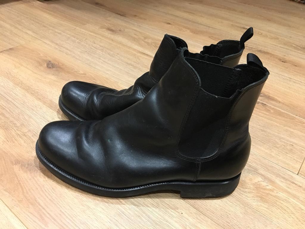 Jones Bootmaker mens boots shoes size uk 9