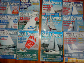 Practical Boat Owner magazine 2008.