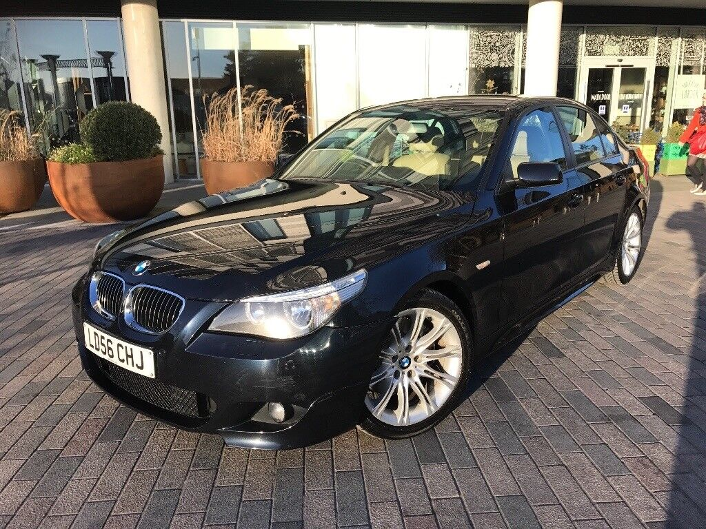 Bmw I Sport Auto V Owner Reg Low Mileage Only K - 2006 bmw 540i