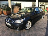2006 Bmw 540I Sport Auto V8 1 Owner 56 Reg Low Mileage Only 85k Rare Combination E60