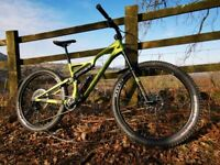 Whyte T-130CR V2 2020 size medium in immaculate condition