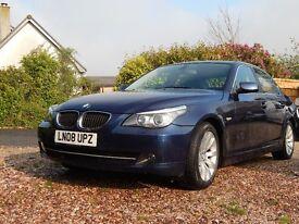 2008 BMW 530D VERY LOW MILEAGE 70K !!!!