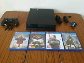 PlayStation 4 and 4 games