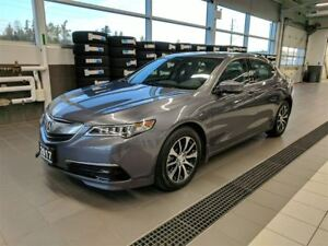 2017 Acura TLX Technology Package One Owner