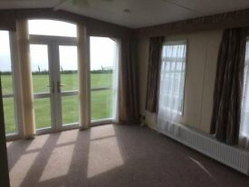 Caravan for Sale in Northumberland ** DG + CH ** TOP SPEC ** 12m Season ** Pet Friendly ** Flagship!