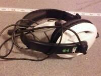 Turtle beach head phones