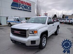 2015 GMC Sierra 1500 Regular Cab Rear Wheel Drive - 12,090 KMs
