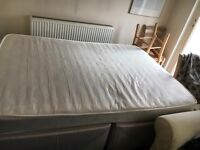 Double bed, Spring mattress