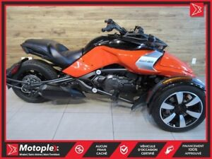 2016 Can-Am Spyder  F3-S SE6 73$/SEMAINE
