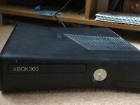 Xbox 360 Black Matte 250gb