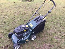 Self Propelled 135cc Lawnmower - Used once