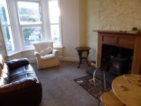 1 bedroom ground floor flat, unfurnished, no parking or pets , long let