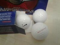 Golf balls Nike Super far / superfar golf balls BNIB