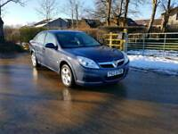 2007 Vauxhall Vectra full years mot